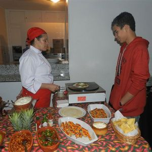 Festa Mexicana em Domicílio